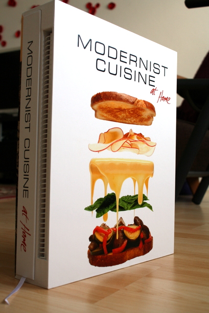 The Modernist Cuisine at Home