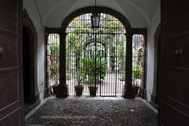 In Catania, Sicily