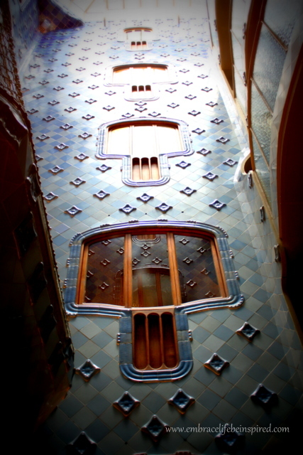 Gaudi, Barcelona Spain