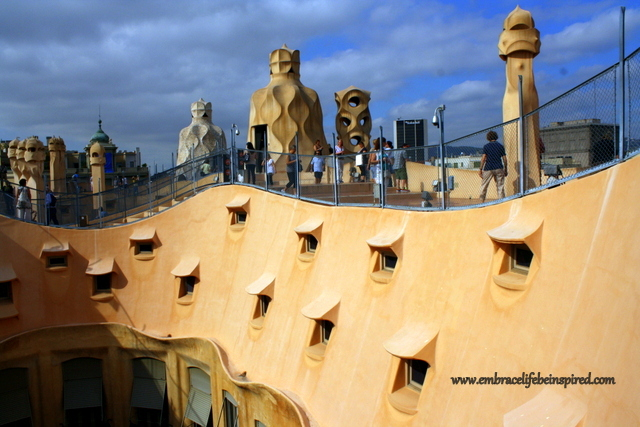 Guadi, Barcelona Spain