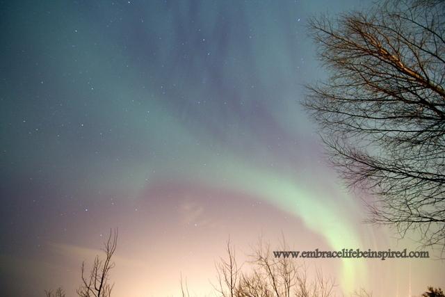 Northern Lights, Aurora Borealis, Rovaniemi, Lapland, Finland