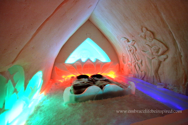 IRoom, Arctic Snow Hotel