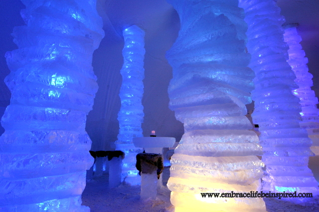 Ice Bar, Arctic Snow Hotel