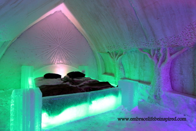 Room, Arctic Snow Hotel